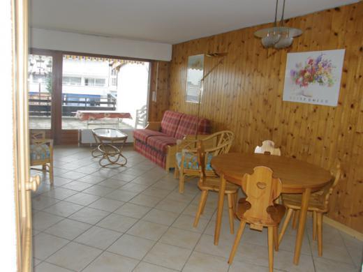 Verkauf: Sonniges Süd-Studio mit grosser Terrasse